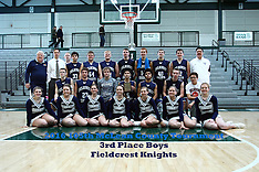 20160123 MCT Boys 3rd place - Fieldcrest v Blue Ridge