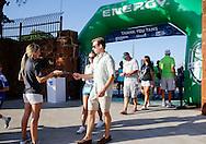 July 16, 2016: OKC Energy FC plays Orange County Blues FC in a USL game at Taft Stadium in Oklahoma City, Oklahoma.