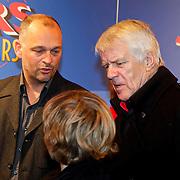 NLD/Amsterdam/20111010 - Premiere All Stars 2, Kees van Kooten en partner Barbara