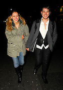 25.JANUARY.2007. LONDON<br /> <br /> **EXCLUSIVE PICTURES*<br /> <br /> A VERY DRUNK MATT WILLIS WALKING THROUGH SOHO AT 3.00AM WITH GIRLFRIEND EMMA GRIFFITHS WHO WAS ALSO VERY DRUNK.<br /> <br /> BYLINE: EDBIMAGEARCHIVE.CO.UK<br /> <br /> *THIS IMAGE IS STRICTLY FOR UK NEWSPAPERS AND MAGAZINES ONLY*<br /> *FOR WORLD WIDE SALES AND WEB USE PLEASE CONTACT EDBIMAGEARCHIVE - 0208 954 5968*