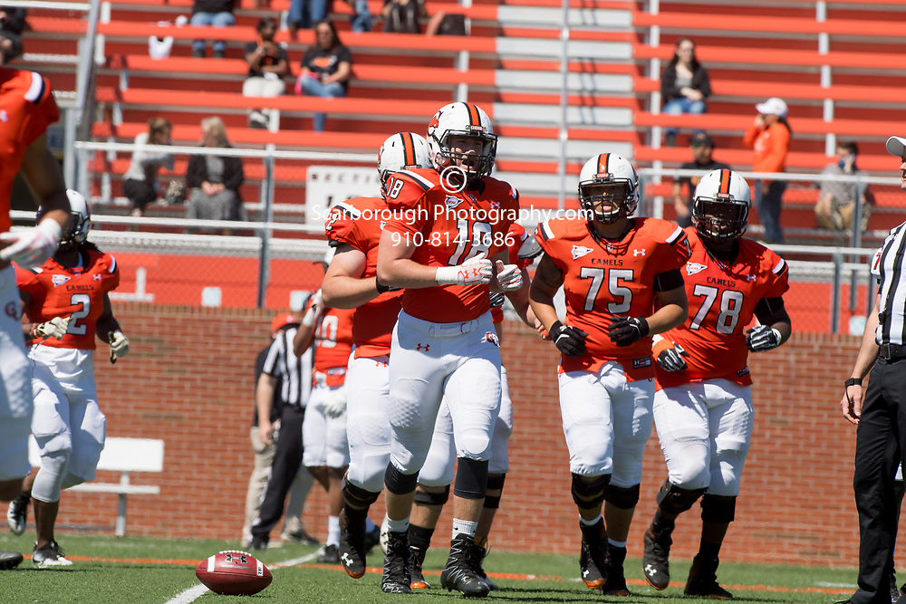 2017 Campbell University Football Spring Game