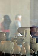 20/09/14 - LEZOUX - PUY DE DOME - FRANCE - Visite du Musee Departemental de la Ceramique dans le cadre des journees du patrimoine - Photo Jerome CHABANNE