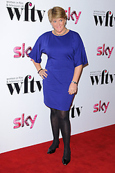 Clare Balding during the Women In Film & Television Awards 2012 held at the Hilton, London, England, December 7, 2012. Photo by Chris Joseph / i-Images.