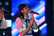 BURIRAM, THAILAND - OCTOBER 07: Namsai of BNK48 performing on the main stage after the MotoGP PTT Thailand Grand Prix 2018, Chang International Circuit, Buriram, Thailand on October 07, 2018. <br /> .<br /> .<br /> .<br /> (Photo by: Naratip Golf Srisupab/SEALs Sports Images)<br /> .<br /> Any image use must include a mandatory credit line adjacent to the content which should read: Naratip Golf Srisupab/SEALs Sports Images