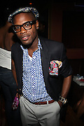 Ginno Benjamin at Vanessa Simmons' Birthday Celebration held at Su Casa on August 7, 2009 in New York City
