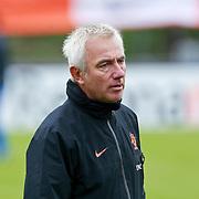 NLD/Katwijk/20110808 - Training Nederlands Elftal voor duel Engeland - Nederland, bondscoach Bert van Marwijk