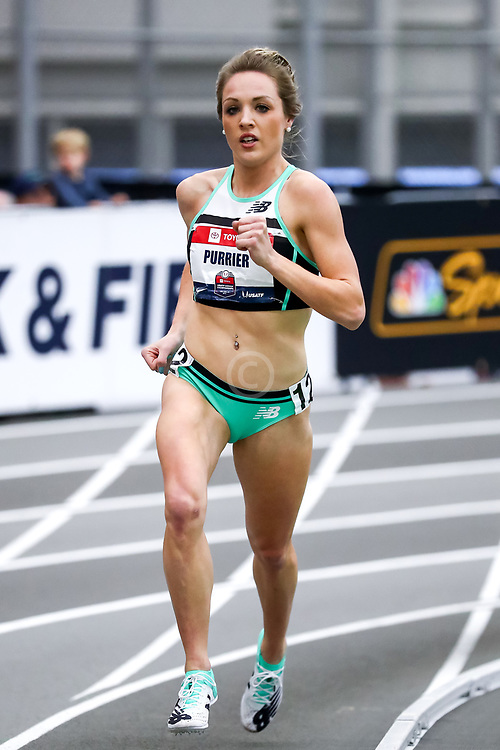 USATF Indoor Track and Field Championships<br /> held at Ocean Breeze Athletic Complex in Staten Island, New York on February 22-24, 2019; , NB, New Balance,