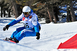 World Cup Banked Slalom, CODINA THOMATIS Carlos Javier, ARG at the 2016 IPC Snowboard Europa Cup Finals and World Cup