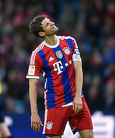 FUSSBALL  1. Bundesliga   2014/2014   Testspiel  FC Bayern Muenchen - Paulaner Traumelf     06.10.2014 Thomas Mueller (FC Bayern Muenchen)