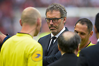 Laurent Blanc - 30.05.2015 - Auxerre / Paris Saint Germain - Finale Coupe de France<br />