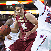 NCAA Men's Basketball: UMass vs. Boston College 11/10/2013