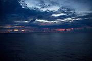 Sunset, Bora, Bora, French Polynesia