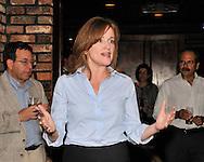 June 29, 2011 - Stewart Manor, New York, U.S. - Nassau County District Attorney Kathleen Rice speaking at Stewart Manor County Club.