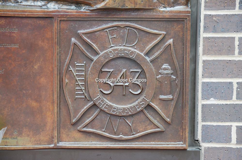 343 Firefighters Memorial