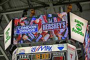 KELOWNA, CANADA - OCTOBER 26:  London Drugs Hershey's Candy Scramble at the Kelowna Rockets game on October 26, 2016 at Prospera Place in Kelowna, British Columbia, Canada.  (Photo By Cindy Rogers/Nyasa Photography,  *** Local Caption ***