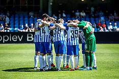 20.05.2018 Esbjerg fB - HB Køge 0:0