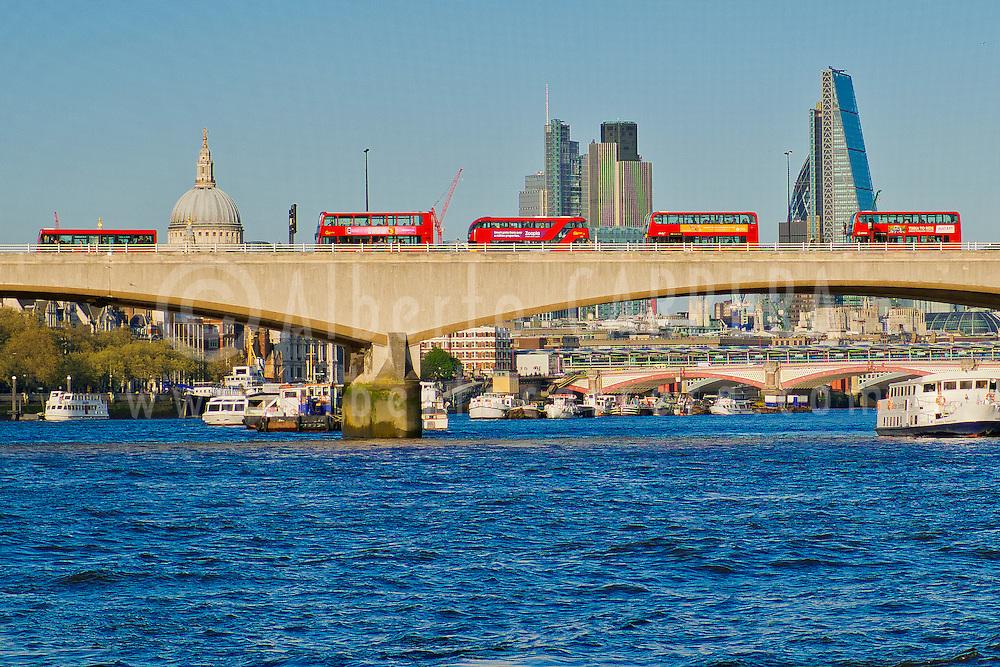 Alberto Carrera, London Bridge, London, England, Great Britain, Europe