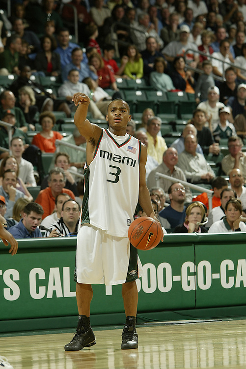 2003 Miami Hurricanes Basketball