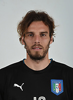 FLORENCE, ITALY - JUNE 01:  Federico Marchetti of Italy poses for a photo ahead of the UEFA Euro 2016 at Coverciano on June 1, 2016 in Florence, Italy.  Foto Claudio Villa/FIGC Press Office/Insidefoto
