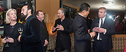 ELIZABETH MURDOCH; EVGENY LEBEDEV; MATTHEW FREUD; TONY BLAIR; THE CHINESE AMBASSADOR; PRINCE ANDREW; , Chinese New Year dinner given by Sir David Tang. China Tang. Park Lane. London. 4 February 2013.