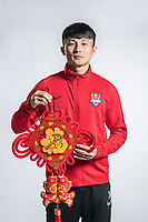 **EXCLUSIVE**Portrait of Chinese soccer player Liu Weidong of Chongqing Dangdai Lifan F.C. SWM Team for the 2018 Chinese Football Association Super League, in Chongqing, China, 27 February 2018.