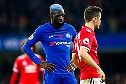 Tiemoue Bakayoko of Chelsea looks on - Rogan/JMP - 05/11/2017 - FOOTBALL - Stamford Bridge - London, England - Chelsea v Manchester United - Premier League.