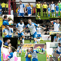 St Johnstone Montages