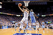 Devin Booker.<br /> <br /> The Kentucky men's basketball team defeats UNC 84-70 on Saturday, December 13, 2014, at Lexington's Rupp Arena. <br /> <br /> Photo by Elliott Hess | UK Athletics