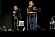 Paolo Rossi. Teatro Galleria, Legnano, 10 gennaio 2014 (serata in supporto alla vertenza Franco Tosi nel 70esimo anniversario delle deportazioni del 1944).
