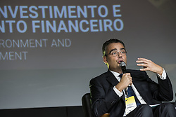 May 30, 2017 - Sao Paulo, Sao Paulo, Brazil - May 30, 2017 - Sao Paulo, Sao Paulo, Brazil - The President of JPMorgan Brasil, Jose Berenguer, during the Brazil Investment Forum 2017, at the Grand Hyatt Hotel, in the south zone of the city of Sao Paulo  (Credit Image: © Marcelo Chello/CJPress via ZUMA Wire)