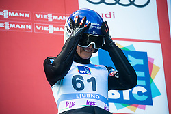 PINKELNIG Eva (AUT) during practice round on Day 1 of FIS Ski Jumping World Cup Ladies Ljubno 2020, on February 22th, 2020 in Ljubno ob Savinji, Ljubno ob Savinji, Slovenia. Photo by Matic Ritonja / Sportida