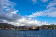 Fishing harbour in Dingle, Kerry, Ireland