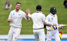 Hamilton-Cricket, New Zealand v Pakistan, day 3