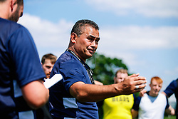 Pat Lam looks on during week 1 of Bristol Bears pre-season training ahead of the 19/20 Gallagher Premiership season - Rogan/JMP - 03/07/2019 - RUGBY UNION - Clifton Rugby Club - Bristol, England.