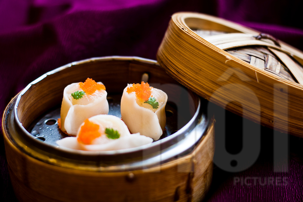 Dim Sum at the Fortuna Hotel, Hanoi, Vietnam, Asia