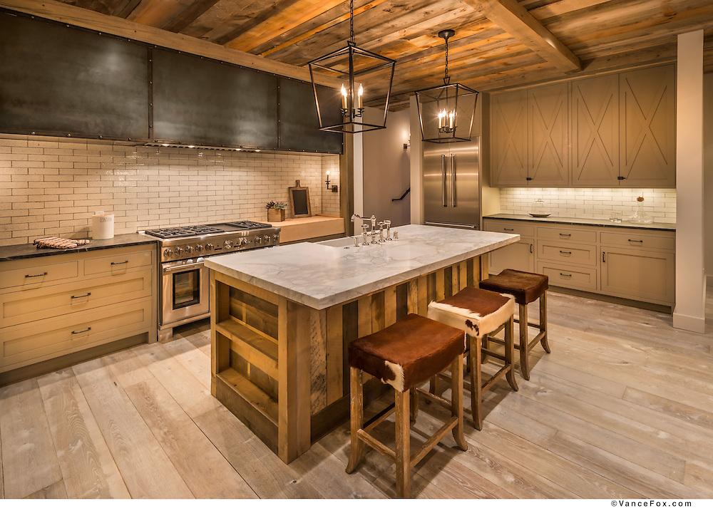 Sandbos Studio, Postcard Properties, Vineyard Custom Homes