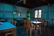 INDONESIA, Flores Archipelago, Manggarai country; traditional cafe