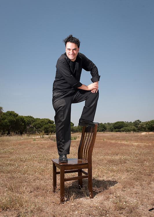 Pedro Tochas, Comedian, 2010