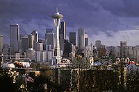 Space Needle, Seattle, Washington