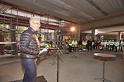 Nordfløjen Rigshospitalet, Blegdamsvej, Østerbro, Region Hovedstaden, Rejsegilde, NCC Construction, Det Nye Rigshospital