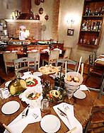 Cucina Italian Restaurant, Dubai, Marriott, UAE.