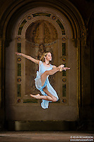 Dance As Art The New York City Photography Project: Bethesda Terrace Central Park Series with dancer Erin Dowd