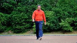 24-05-2011 ATLETIEK: TRAINING PAPENDAL: ARNHEM<br /> Bondscoach talentontwikkeling meerkamp Bart Bennema <br /> ©2011-FotoHoogendoorn.nl