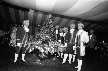 Le Bal des Petits Lits Blancs at Powerscourt, Co. Wicklow..04.07.1965