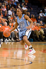 20080215 - #3 North Carolina at Virginia (NCAA Women's Basketball)