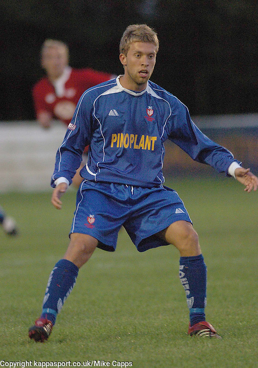 ADAM BRIDGEFORD, Rothwell Town, Rothwell Town-Kettering Town, Newlands Trophy Cecil Street, 2007/08, 7/8/2007