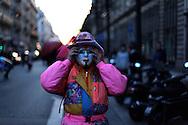 Mask, Paris