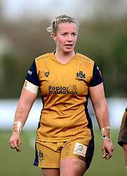 Sian Moore of Bristol Ladies of Bristol Ladies - Mandatory by-line: Dougie Allward/JMP - 11/12/2016 - RUGBY - Cleve RFC - Bristol, England - Bristol Ladies v Darlington Mowden Park Ladies - RFU Women's Premiership