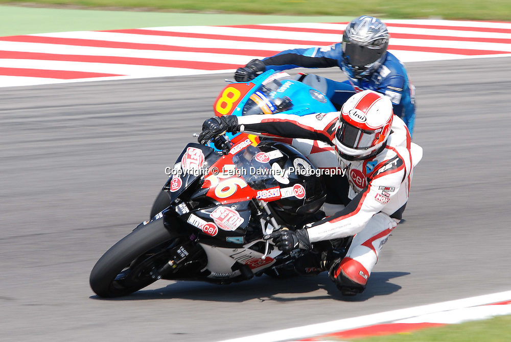 Photo coverage of the MCE Insurance British Super Bikes Championships at Brands Hatch 7/9th August 2009. © Photo credit: Leigh Dawney