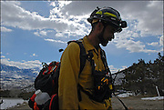 "Michael ""Kale"" Casey, wildfire paramedic"